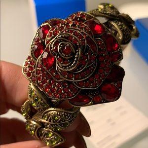 Disney Heidi Daus Beauty & the Beast Bracelet